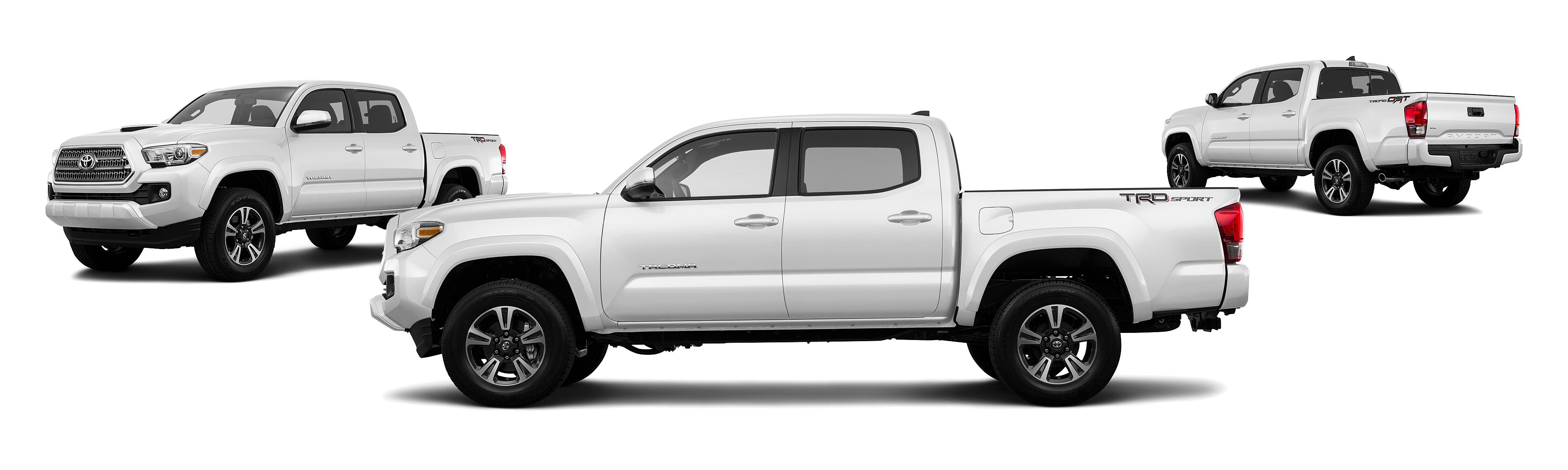 2016 Toyota Tacoma 4x4 Trd Sport 4dr Double Cab 6 1 Ft Lb Research Groovecar