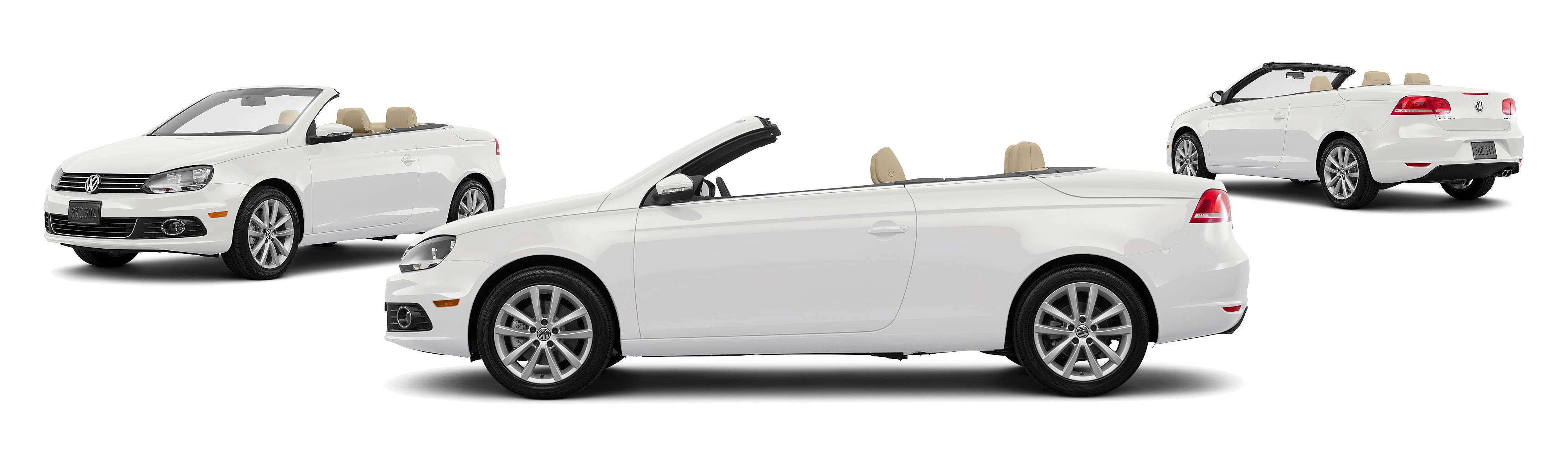 2016 Volkswagen Eos Komfort Edition 2dr Convertible Research Groovecar