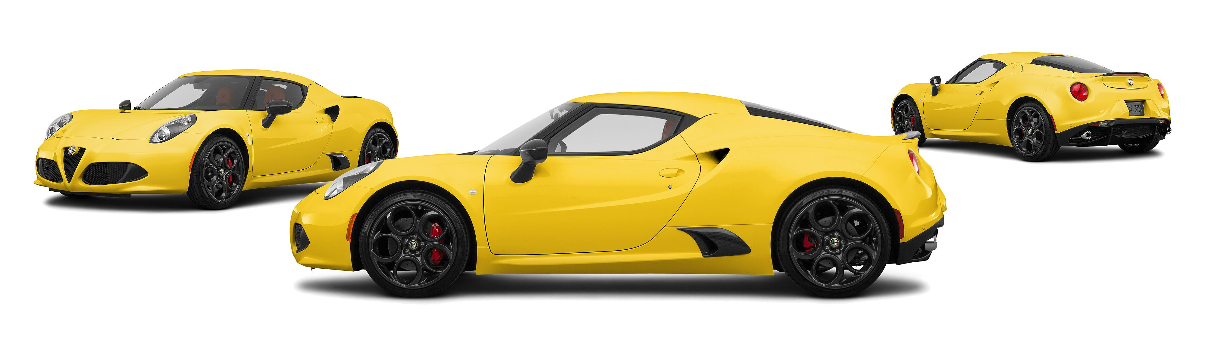 2017 Alfa Romeo 4c 2dr Coupe Research Groovecar