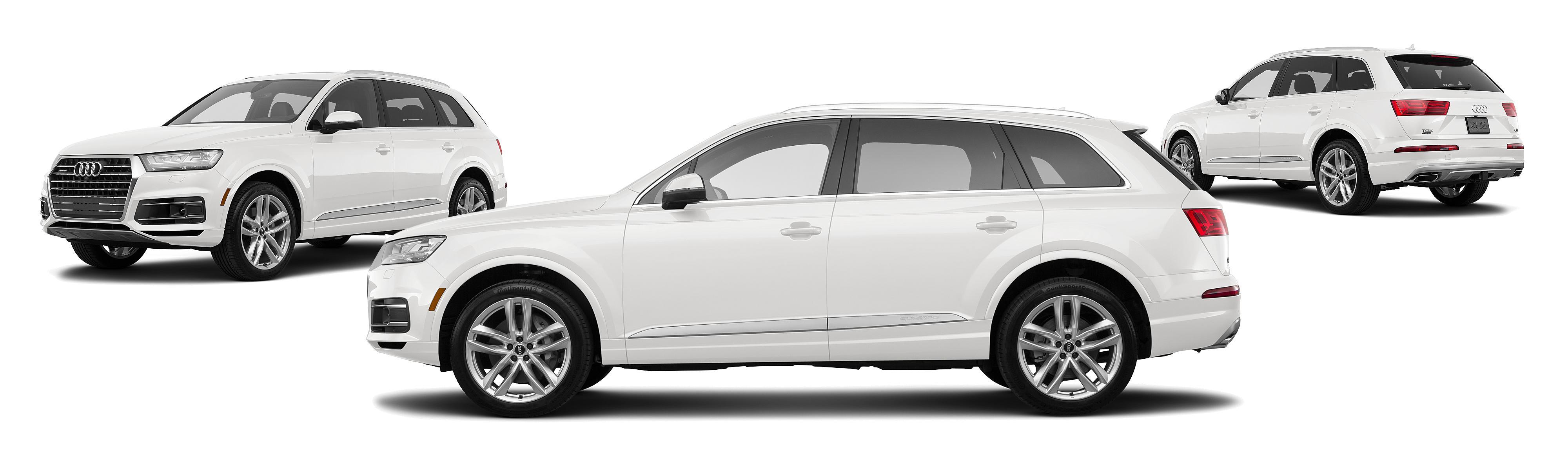 Audi Q AWD T Quattro Prestige Dr SUV Research GrooveCar - Audi 3 suv