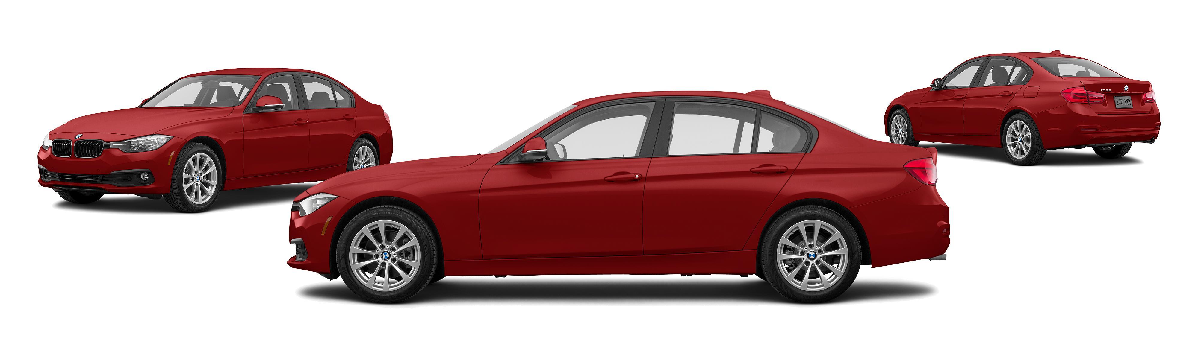 2017 BMW 3 Series AWD 320i XDrive 4dr Sedan SA