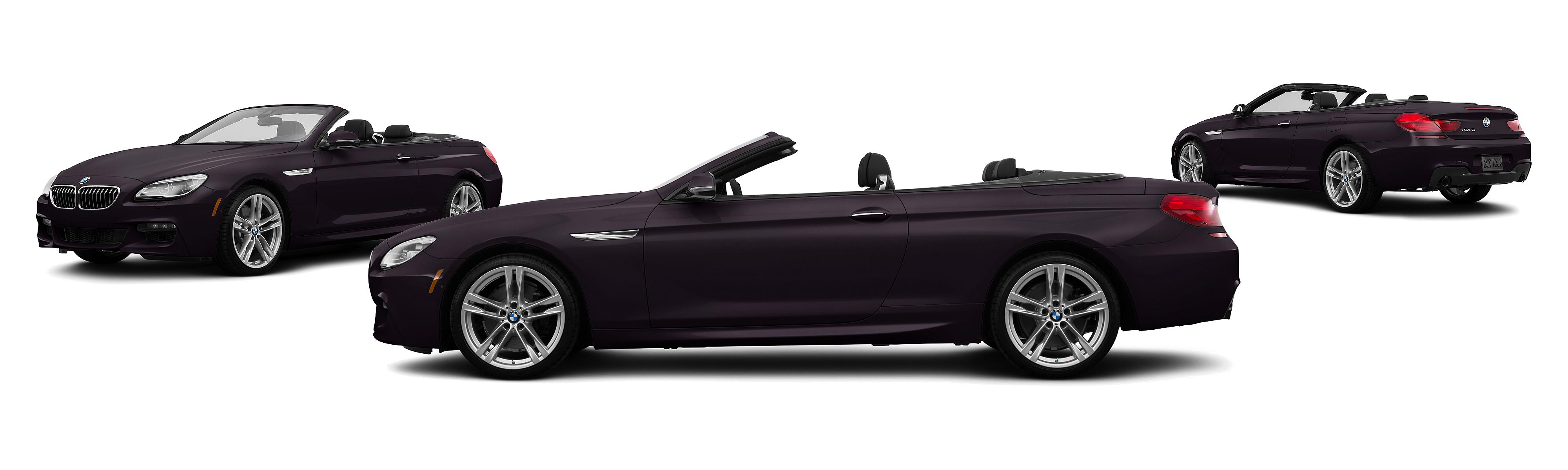 2017 BMW 6 Series 650i 2dr Convertible