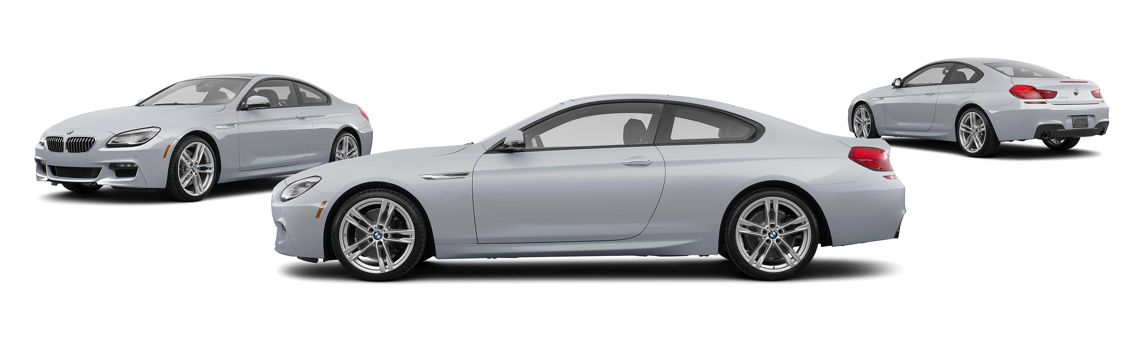 2017 BMW 6 Series AWD 650i XDrive 2dr Coupe