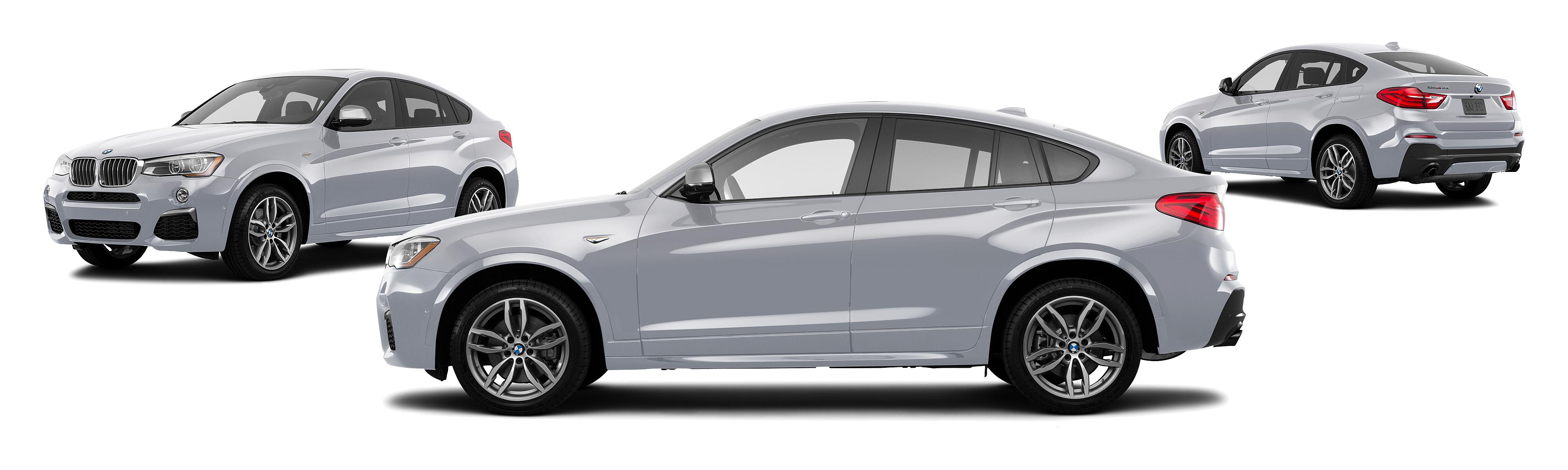 2017 BMW X4 AWD M40i 4dr SUV