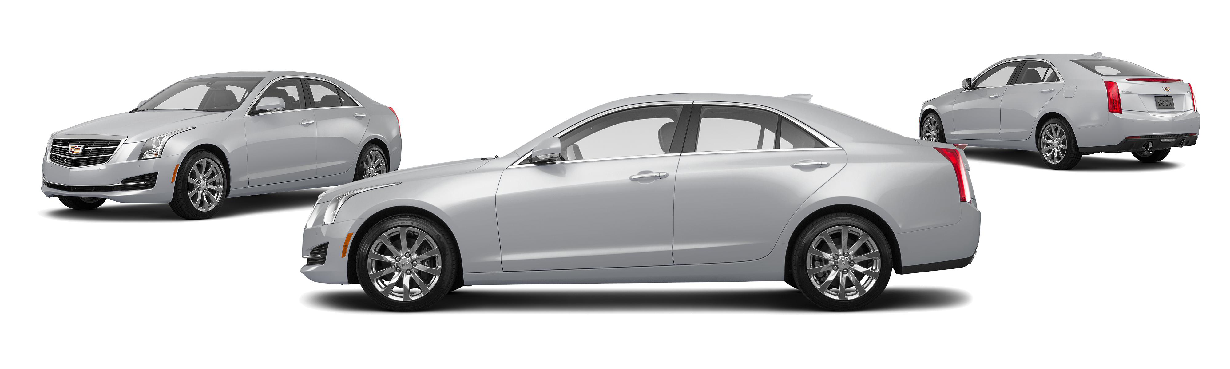 Cadillac Ats Awd Premium Luxury Sedan Research