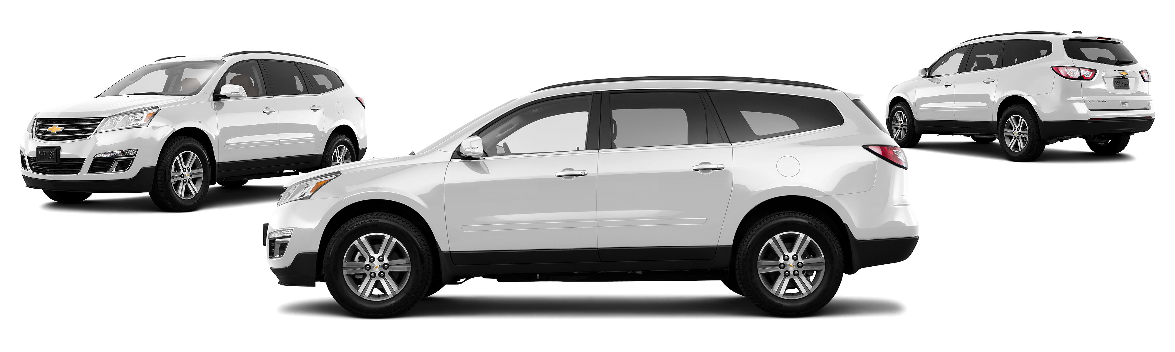 2017 Chevrolet Traverse LT 4dr SUV w 2LT Research GrooveCar