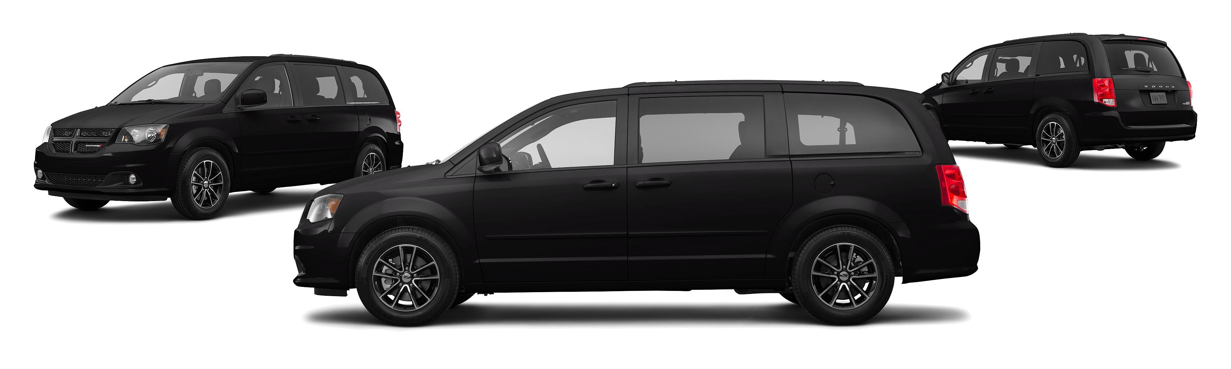 2017 Dodge Grand Caravan SXT 4dr MiniVan  Research  GrooveCar