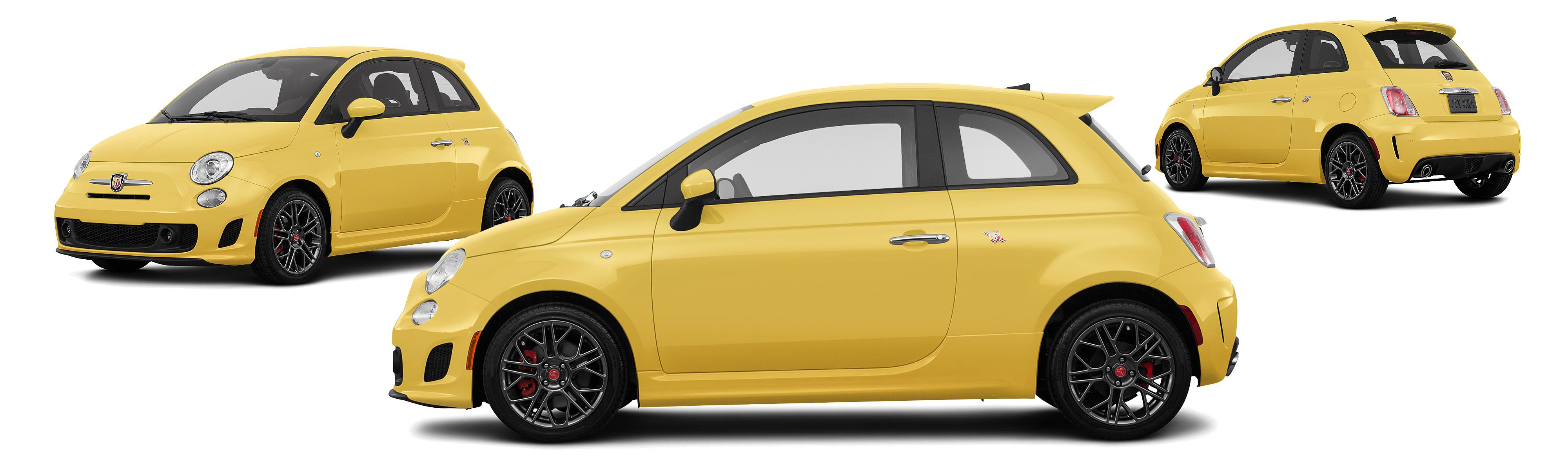 2017 FIAT 500 Abarth 2dr Hatchback - Research - GrooveCar