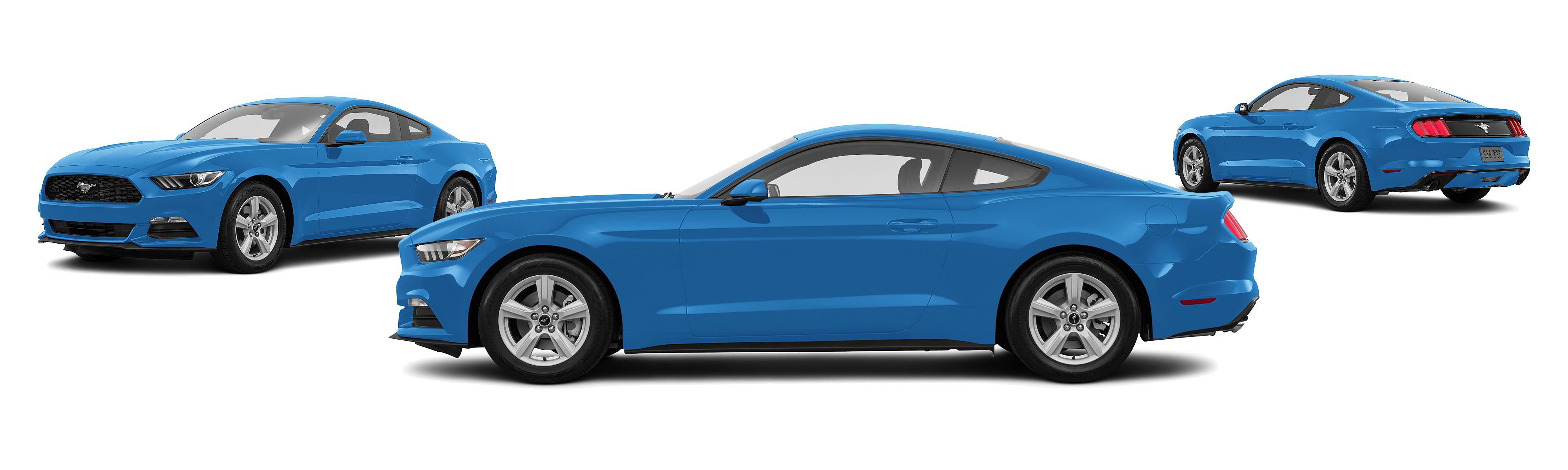 2017 Ford Mustang Ecoboost 2dr Fastback Research Groovecar