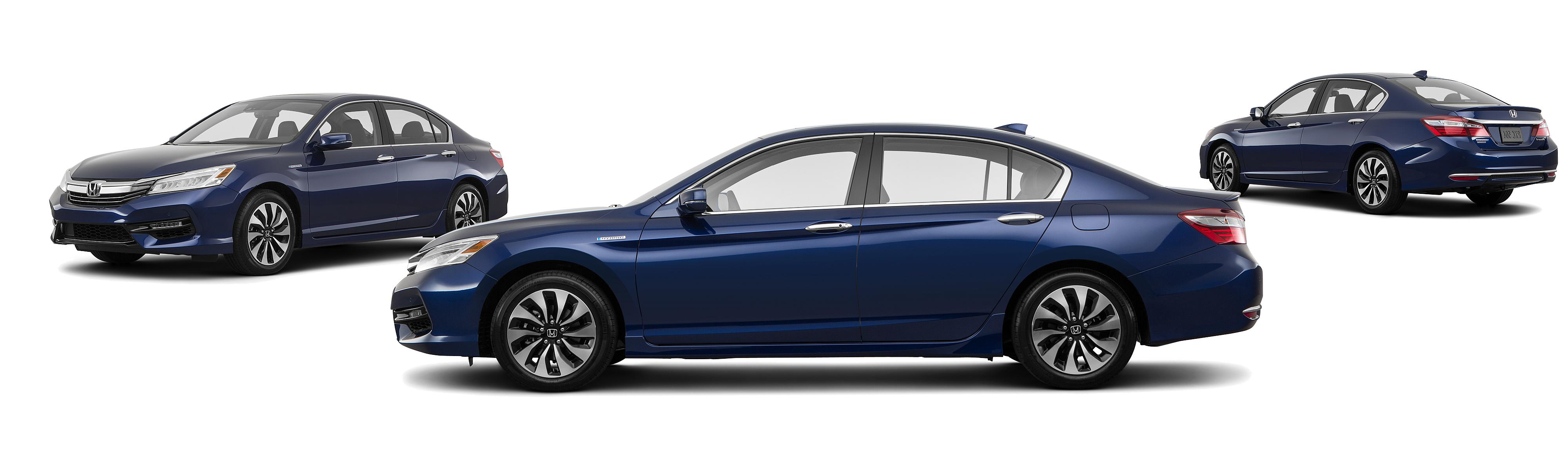 2017 Honda Accord Hybrid Base 4dr Sedan Research GrooveCar