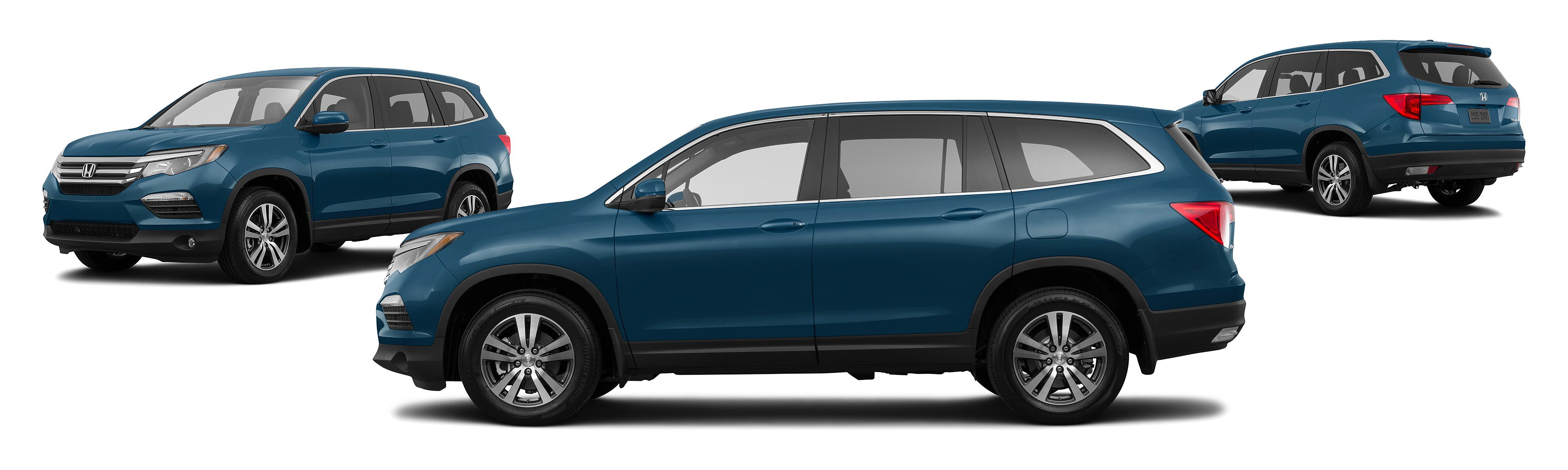 Honda Pilot EXL Dr SUV Research GrooveCar - 2017 honda pilot ex l invoice price