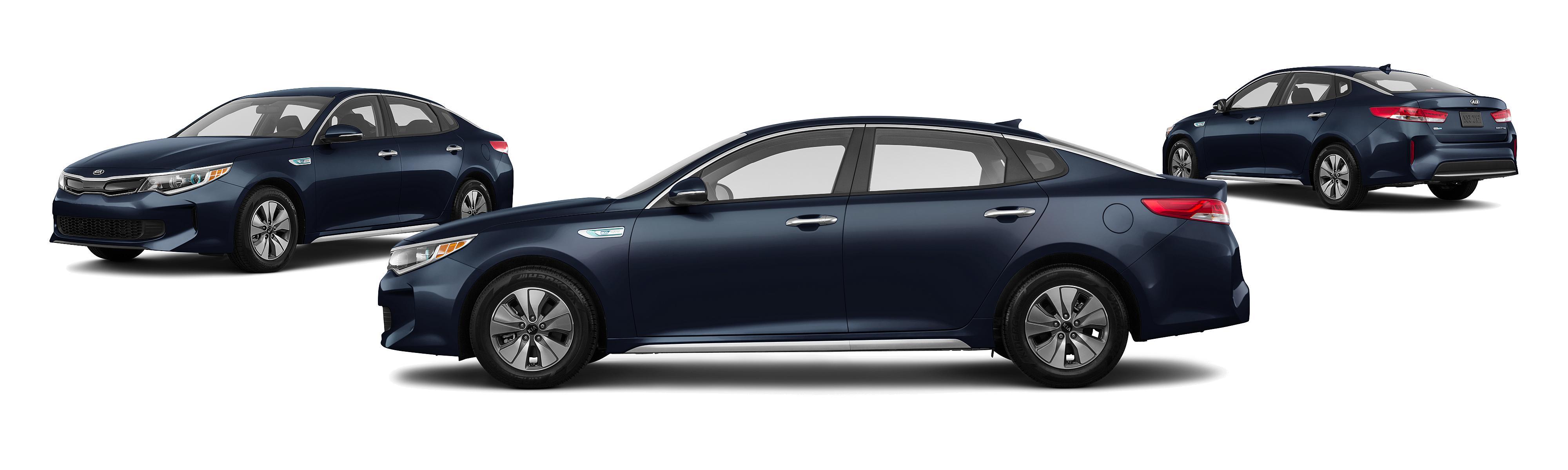 2017 Kia Optima Hybrid EX 4dr Sedan Research GrooveCar