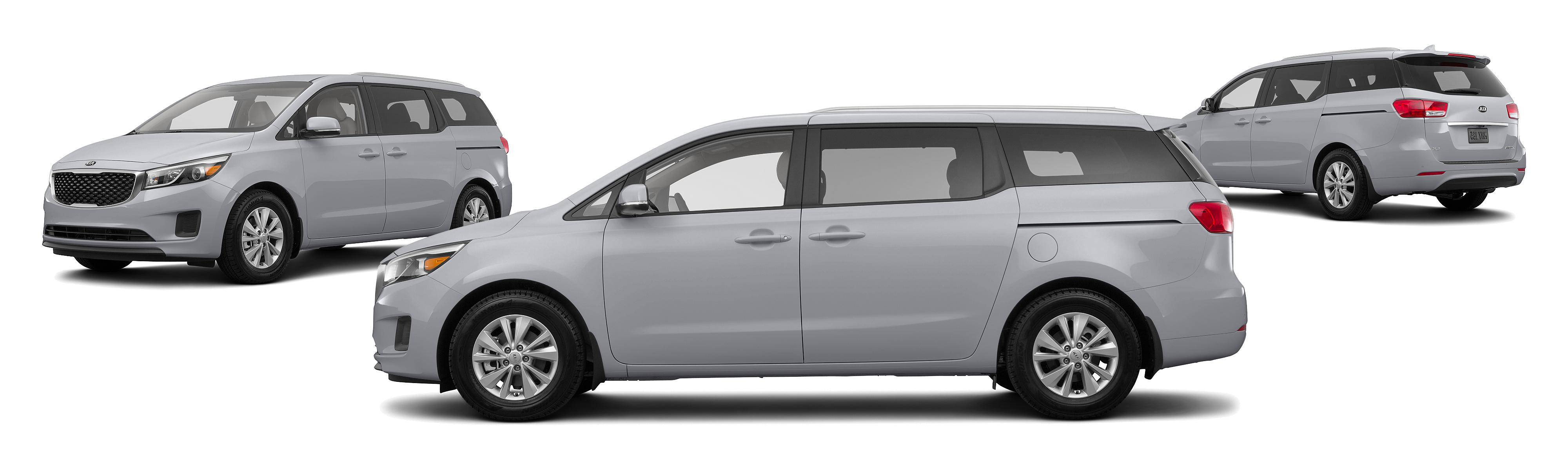 2017 Kia Sedona Lx 4dr Mini Van Research Groovecar