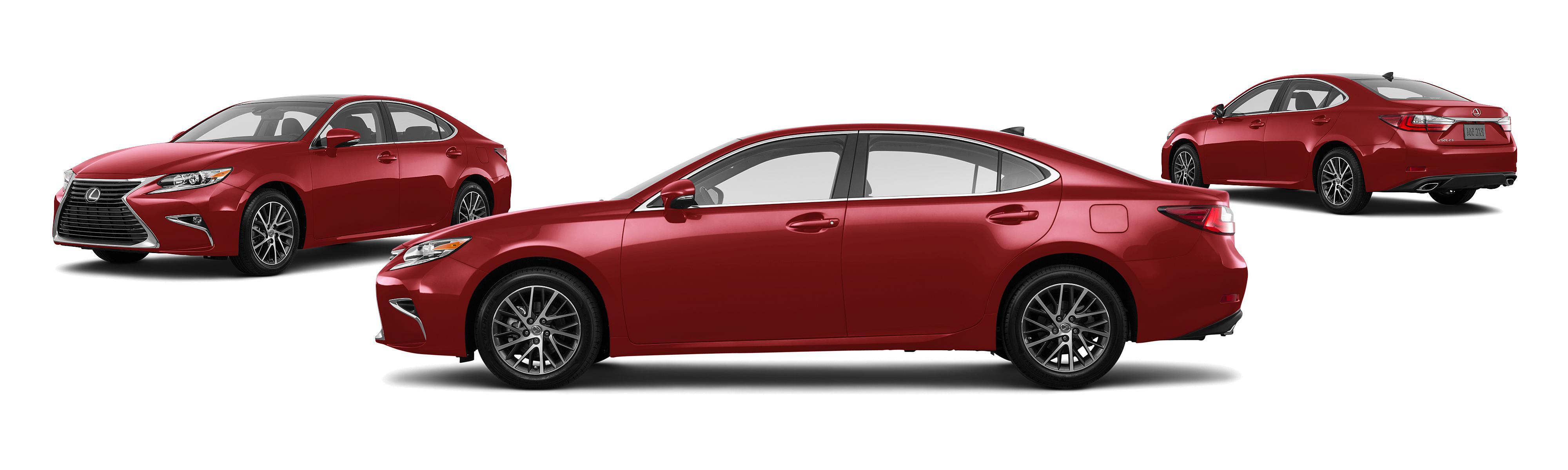 Lexus ES Dr Sedan Research GrooveCar - 2017 lexus es 350 invoice price
