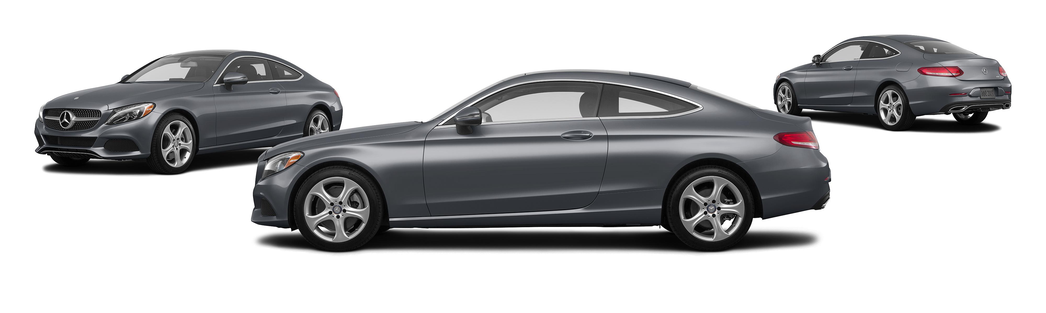 2017 mercedes benz c class c 300 2dr coupe selenite grey metallic posite large