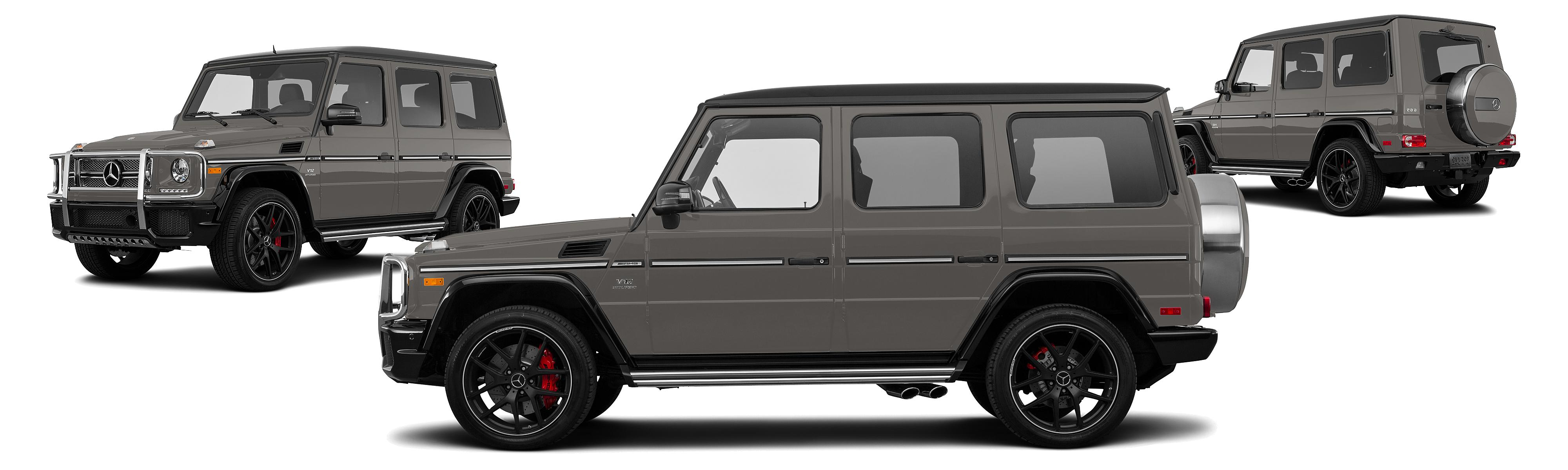 2017 mercedes benz g class awd amg g 65 4matic 4dr suv research groovecar