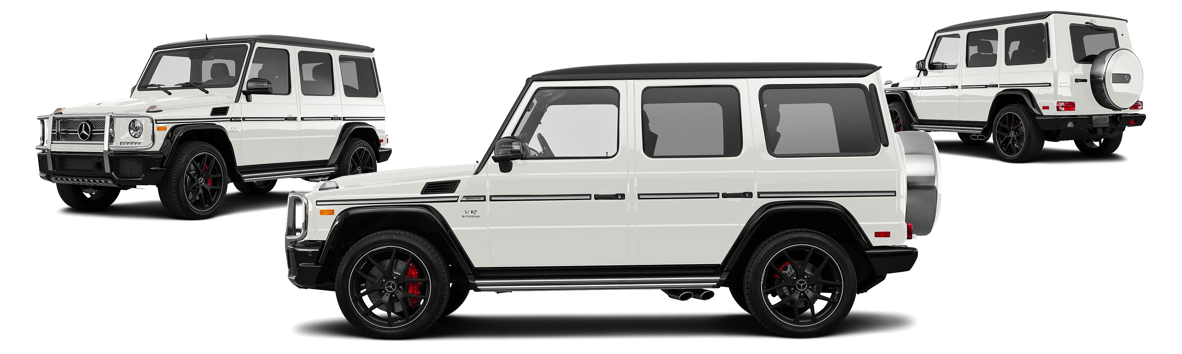 2017 Mercedes Benz G Class AWD AMG G 63 4MATIC 4dr SUV Research