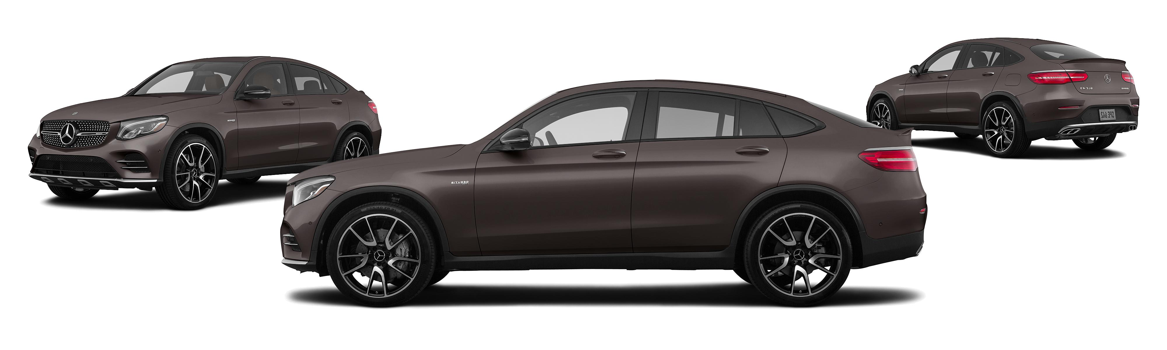 2017 Mercedes Benz Glc Awd Amg Glc 43 Coupe 4matic 4dr Suv Research Groovecar