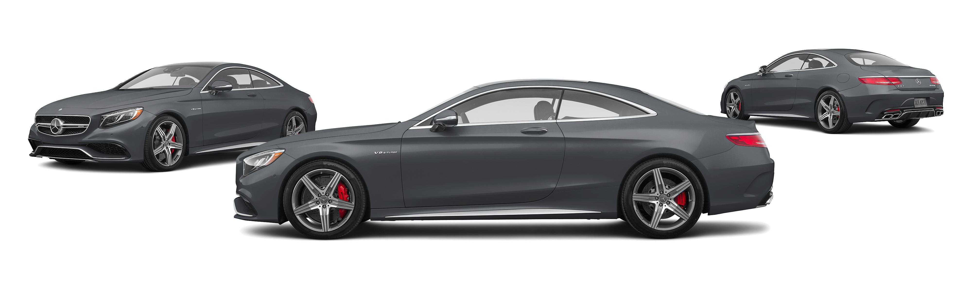 2017 Mercedes Benz S Class AWD AMG S 63 4MATIC 2dr Coupe Research GrooveCar