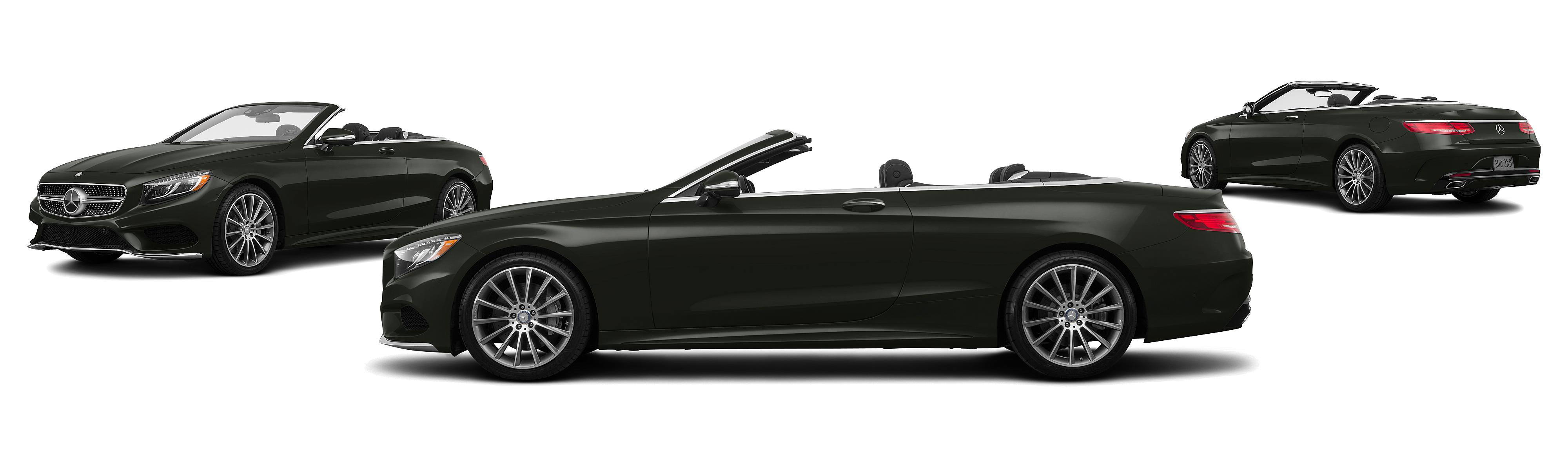 2017 Mercedes Benz S Class S 550 2dr Convertible Research GrooveCar