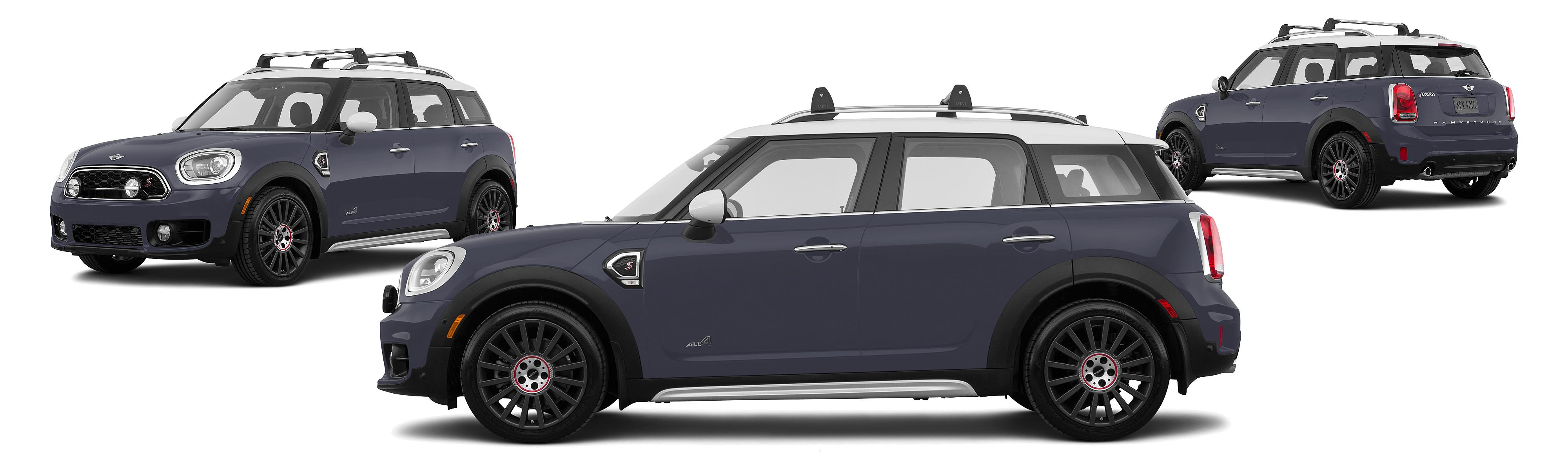 2017 Mini Countryman Awd Cooper S All4 4dr Crossover Research Groovecar
