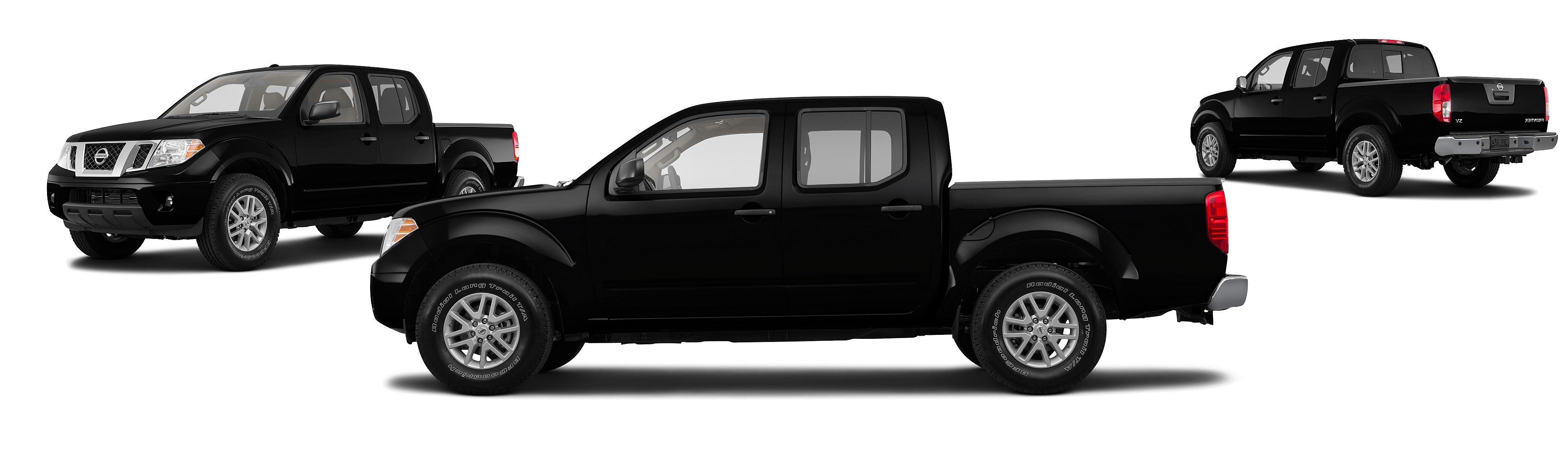2017 Nissan Frontier 4x4 Sv 4dr Crew Cab 5 Ft Sb 5a Research Groovecar
