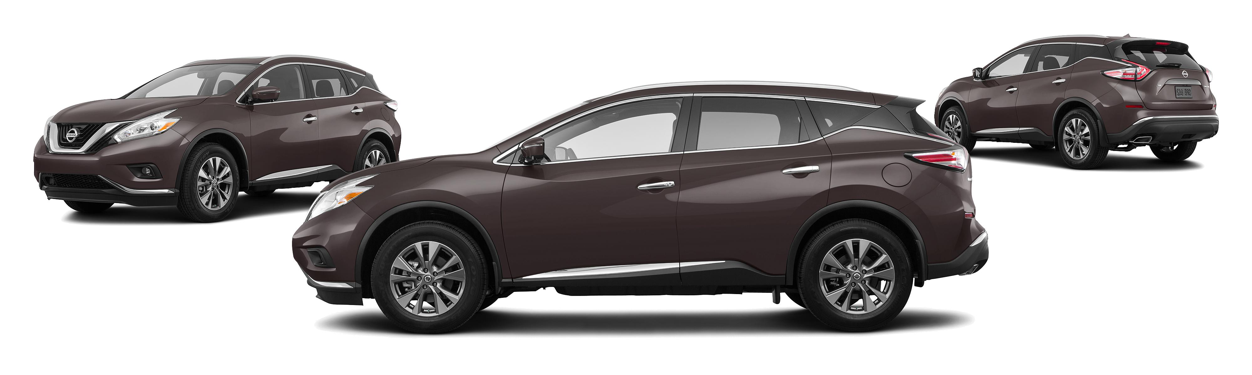 midsize crossover roadshow suv nissan murano auto platinum price s review high is on