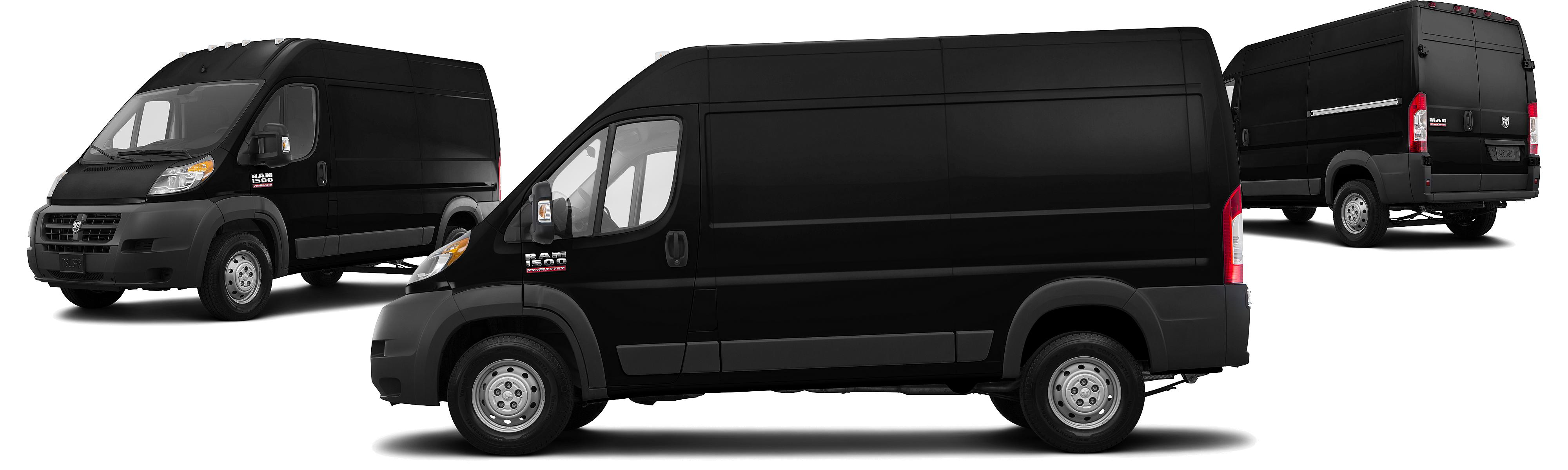 24bb19f7ce 2017 Ram ProMaster Cargo 1500 136 WB 3dr High Roof Cargo Van - Research -  GrooveCar