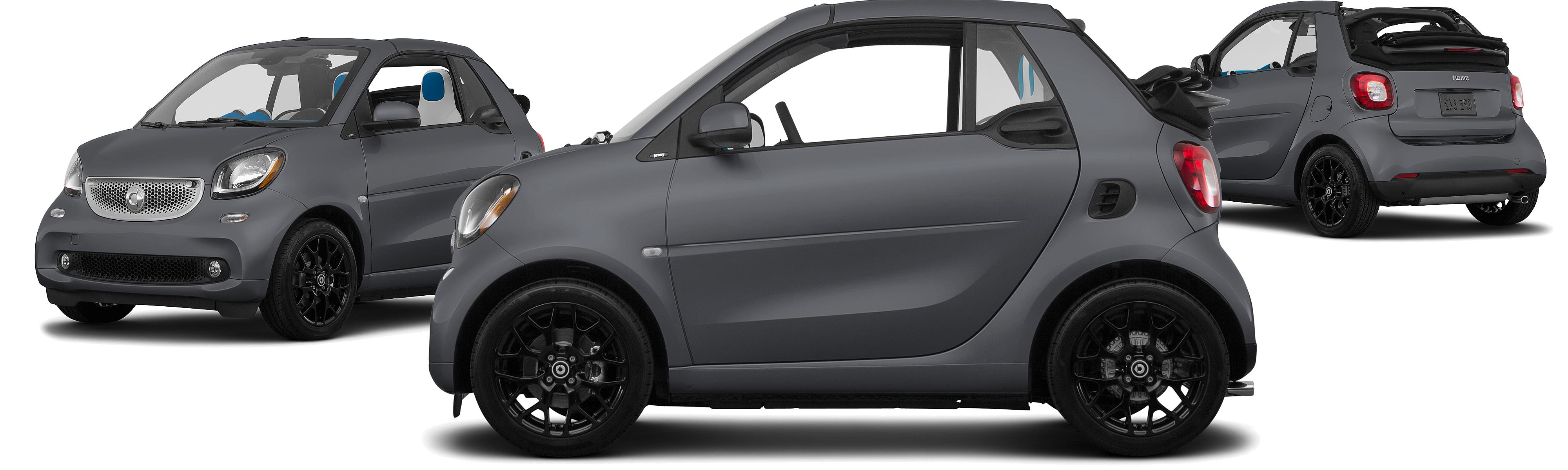 2017 Smart Fortwo Passion 2dr Cabriolet Research Groovecar