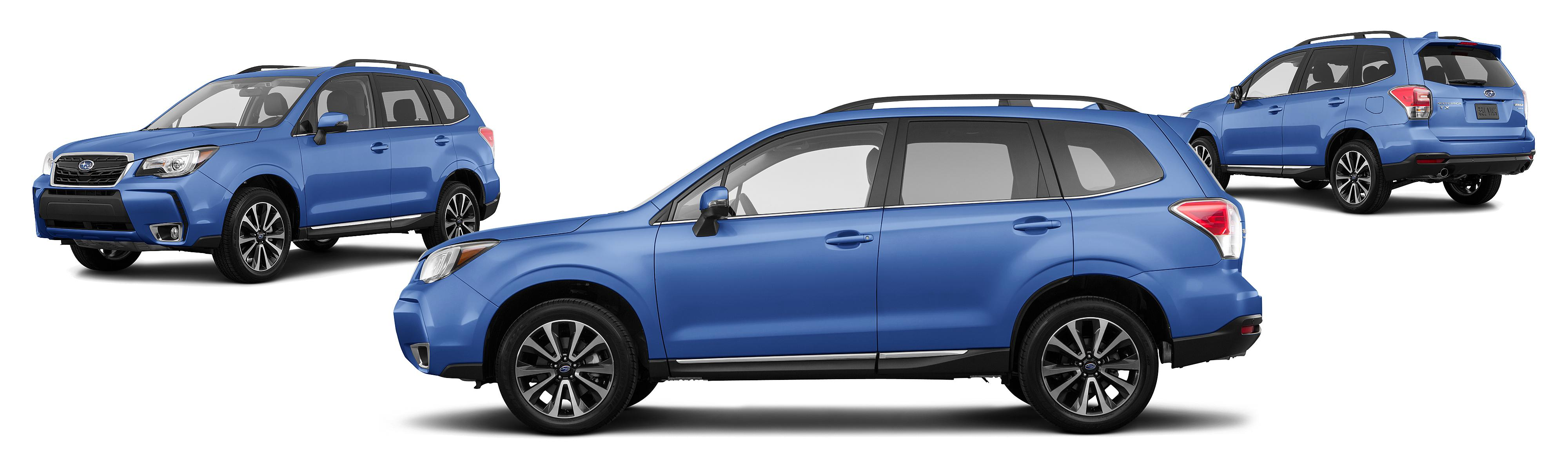 2017 Subaru Forester AWD 2 0XT Touring 4dr Wagon - Research