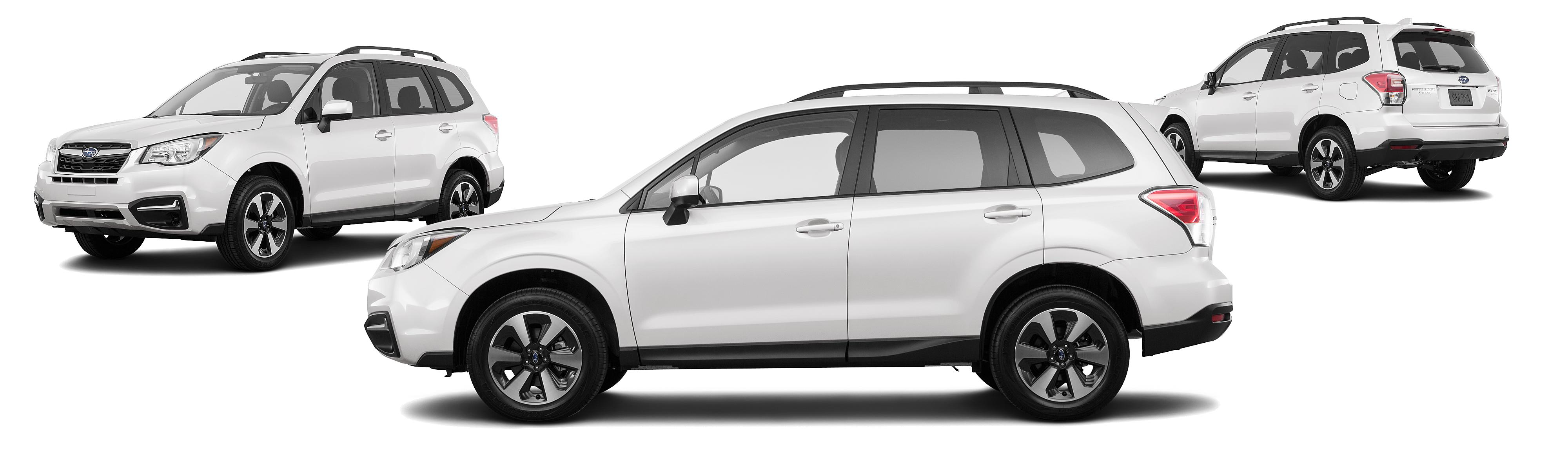 2017 Subaru Forester Awd 2 5i Premium 4dr Wagon 6m Research Groovecar