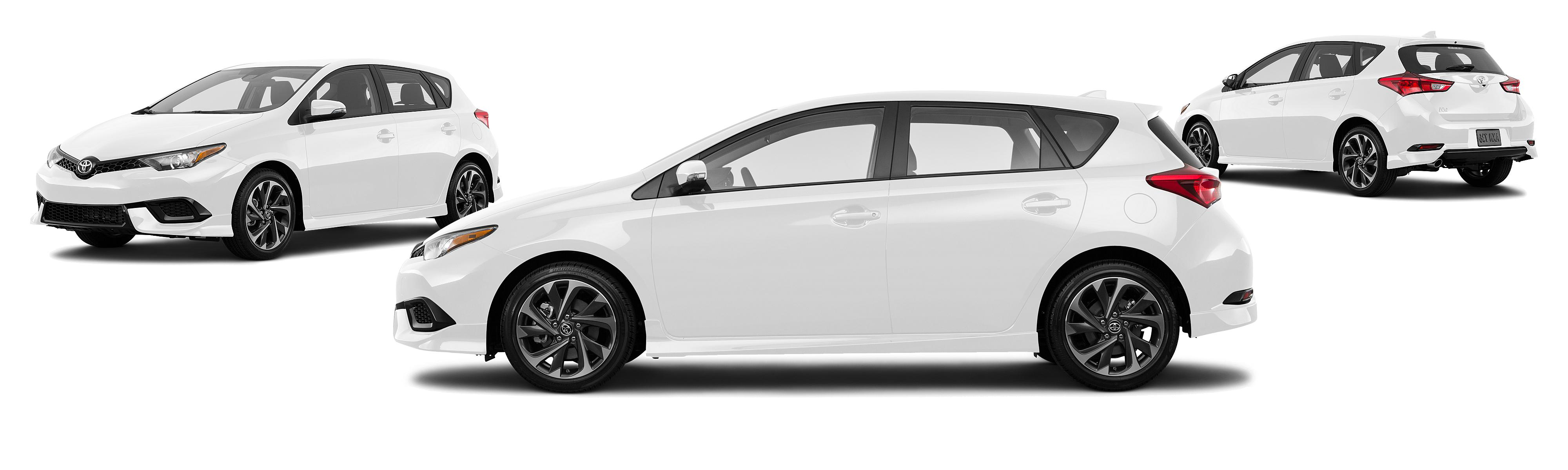 2017 Toyota Corolla iM 4dr Hatchback 6M Research GrooveCar