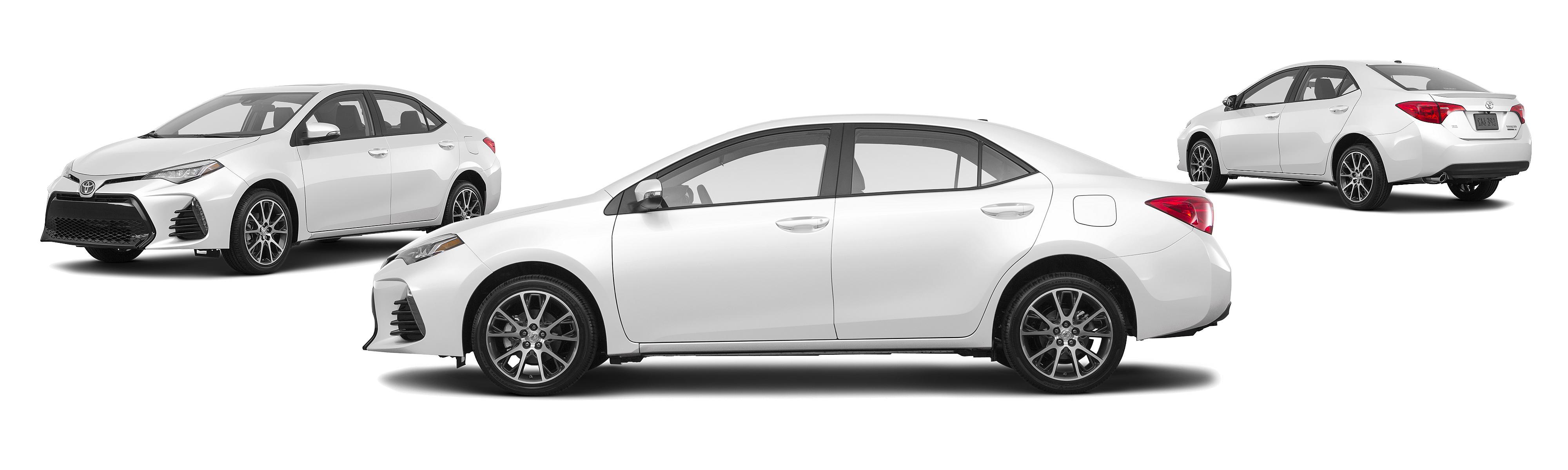 2017 Toyota Corolla SE 4dr Sedan CVT Research GrooveCar