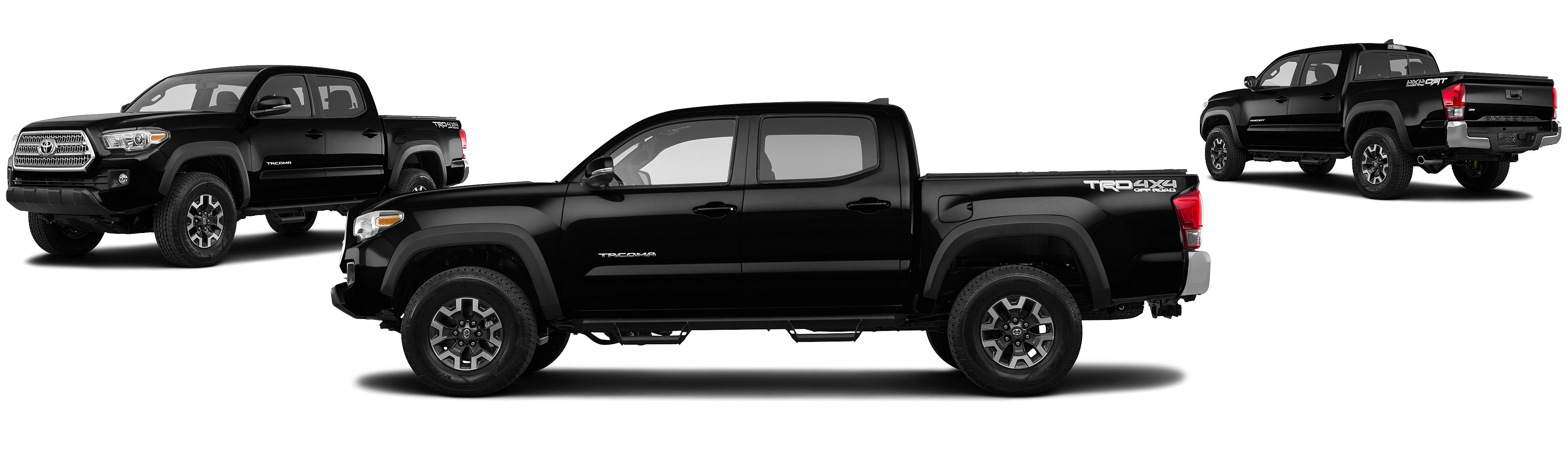 2017 Toyota Tacoma 4x2 Trd Off Road 4dr Double Cab 5 0 Ft Sb Research Groovecar