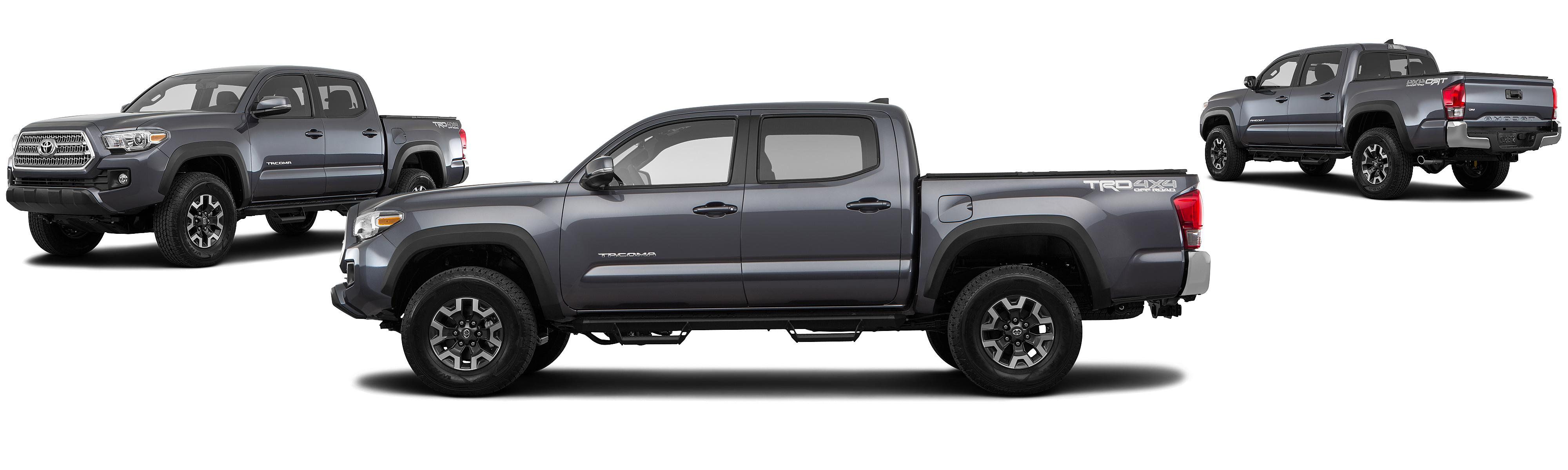 2017 Tacoma Trd Sport Price >> 2017 Toyota Tacoma Trd Off Road Automatic 4wd Double Cab Long Box | Best new cars for 2018