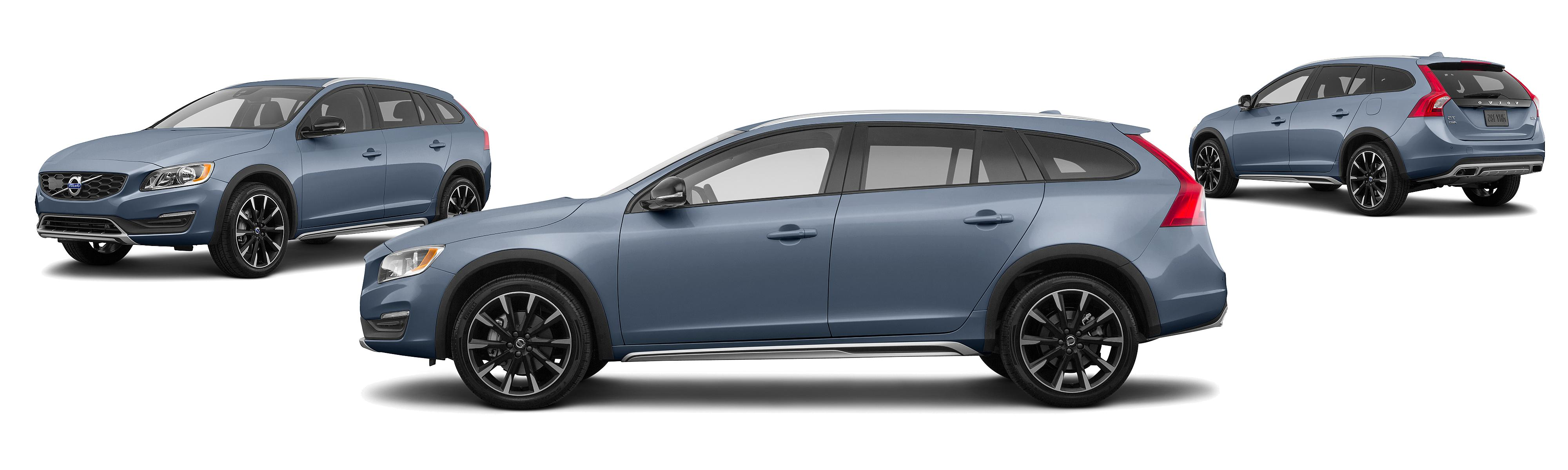 2017 Volvo V60 Cross Country AWD T5 Platinum 4dr Wagon Research