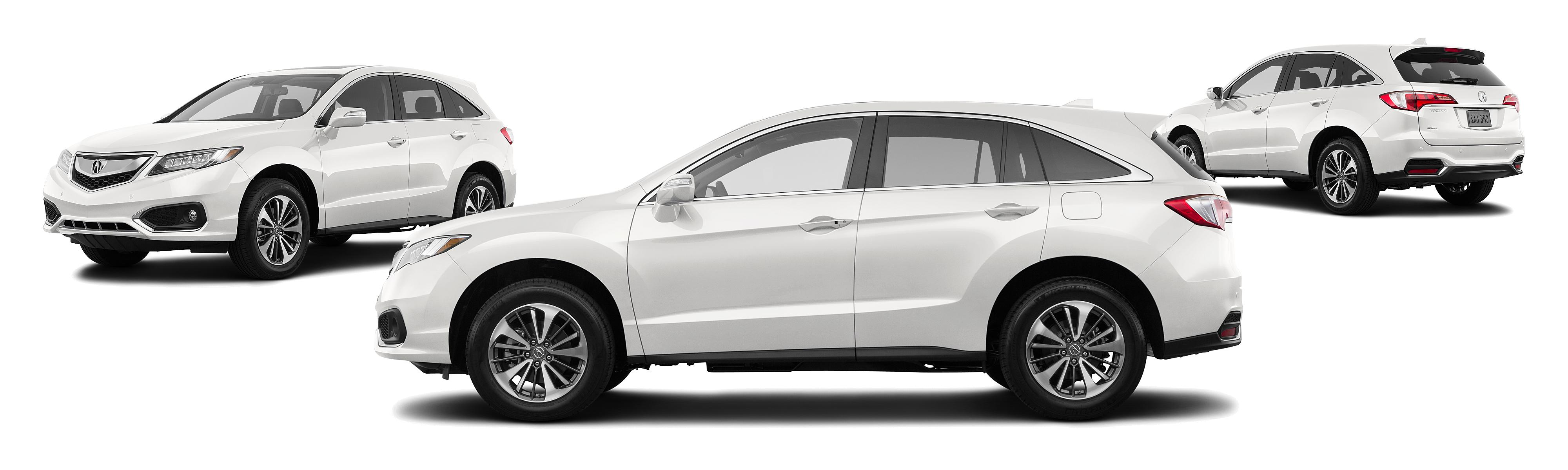 awd accessories rdx large diamond research package acura advance w white suv pearl composite groovecar