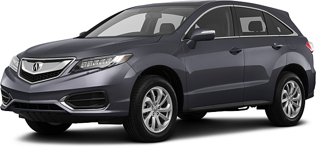 2018 Acura Rdx 4dr Suv W Technology And Acurawatch Plus