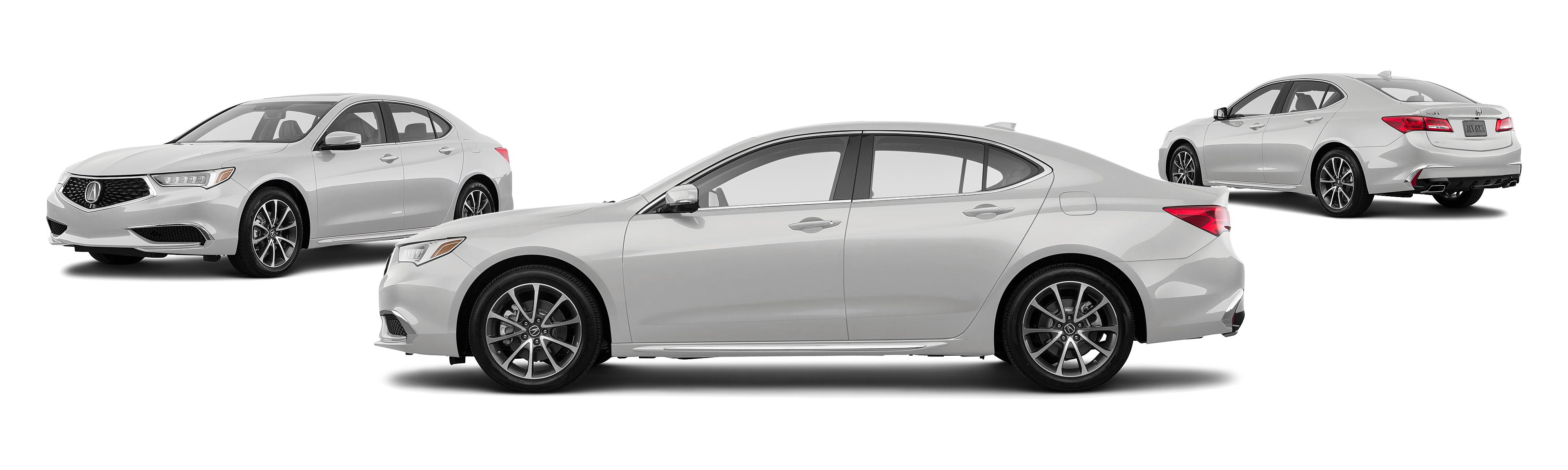 2018 acura tlx sh awd v6 4dr sedan w technology and a spec package rh groovecar com