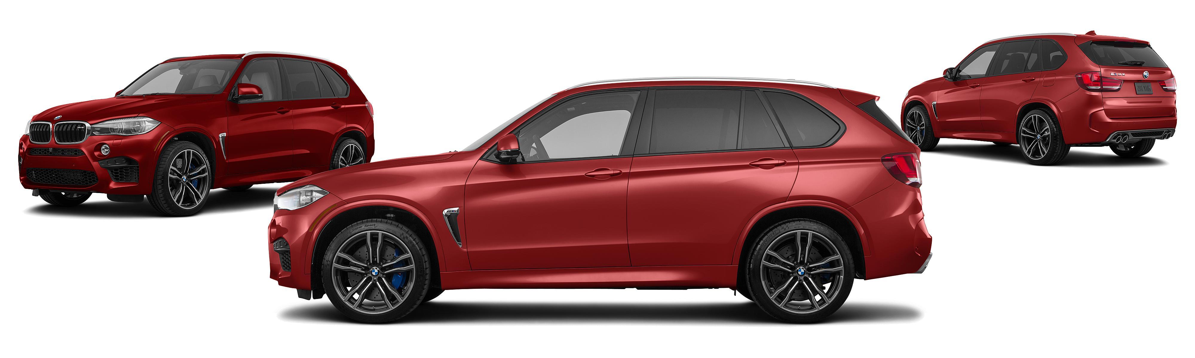 2018 BMW X5 M AWD 4dr SUV