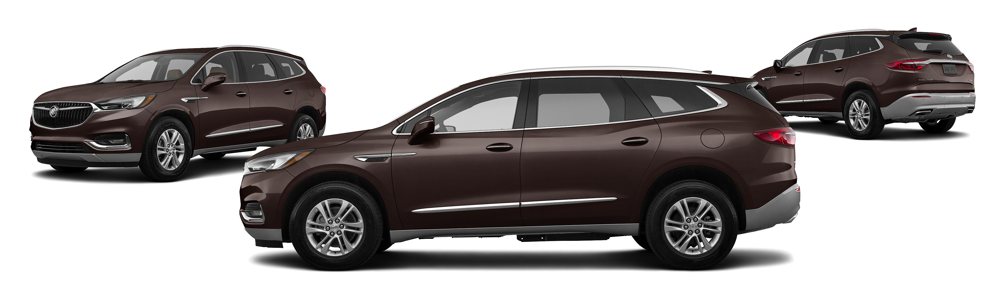 2018 Buick Enclave 4x4 Avenir 4dr Crossover Research GrooveCar