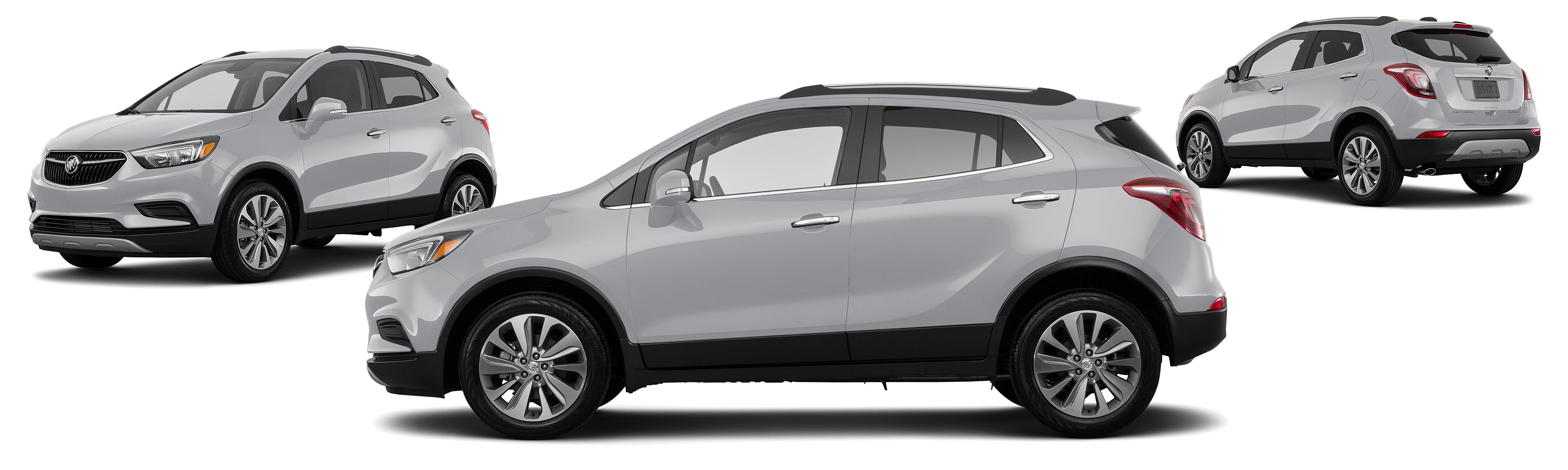 2018 Buick Encore Preferred 4dr Crossover Research GrooveCar