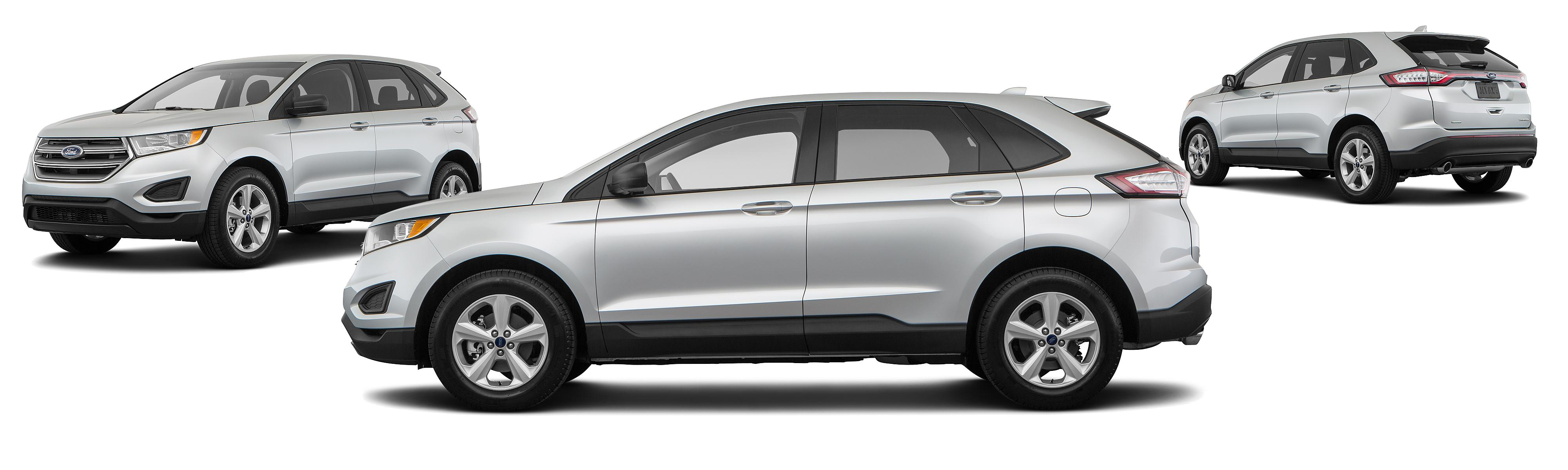 2018 Ford Edge Titanium 4dr Crossover Research GrooveCar