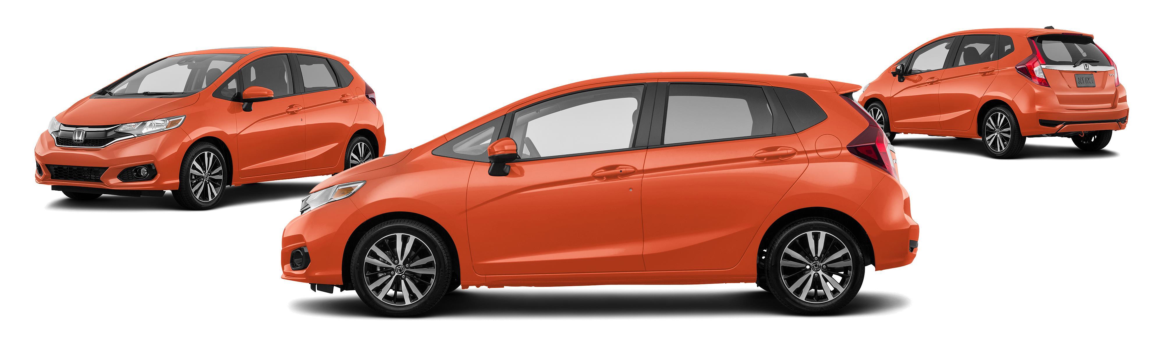 2018 Honda Fit EX 4dr Hatchback CVT Research GrooveCar