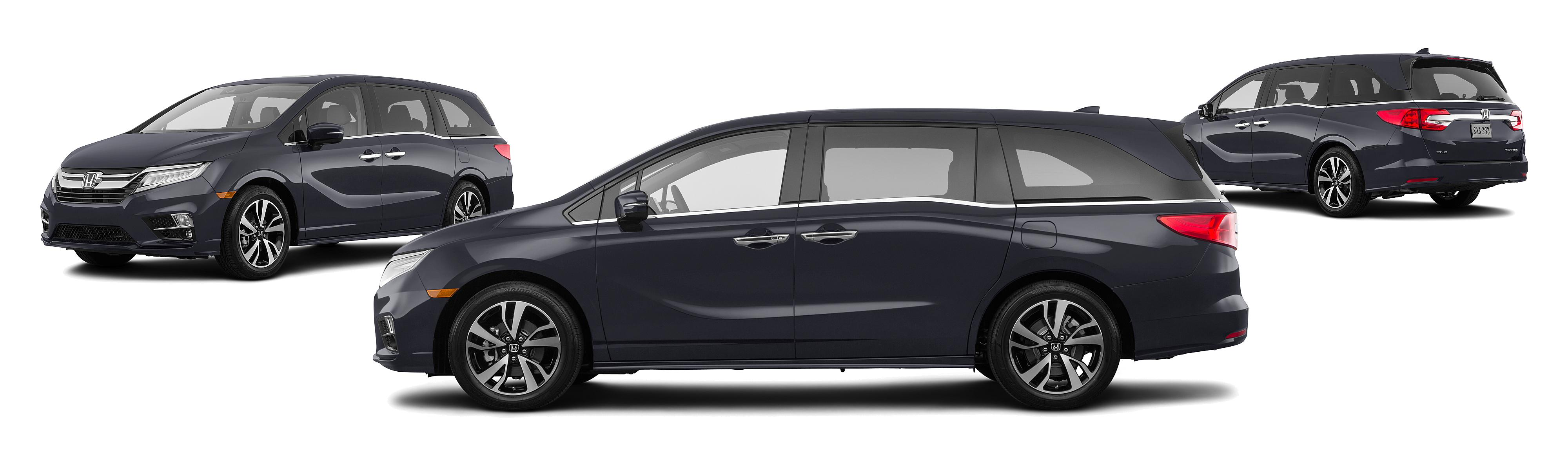 2018 honda odyssey ex l 4dr mini van w navi and res research rh groovecar com