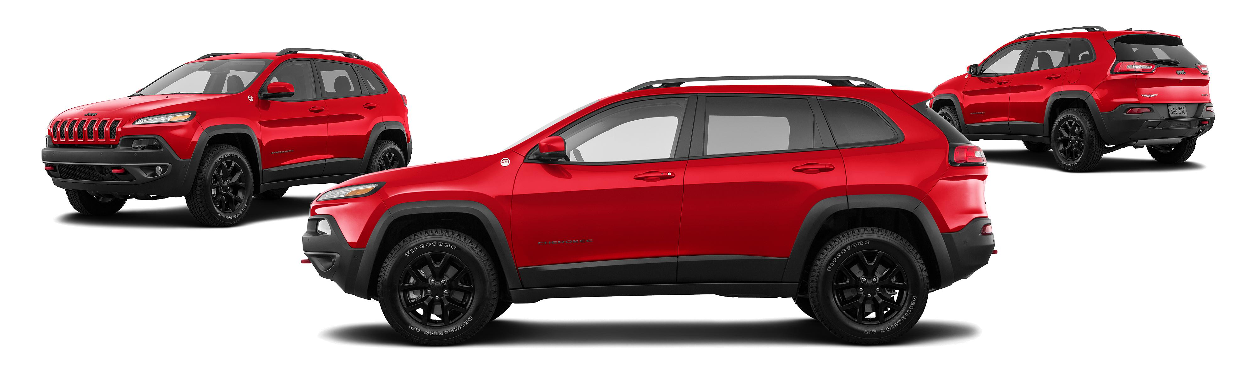 2018 Jeep Cherokee 4x4 Trailhawk L Plus 4dr SUV Research GrooveCar