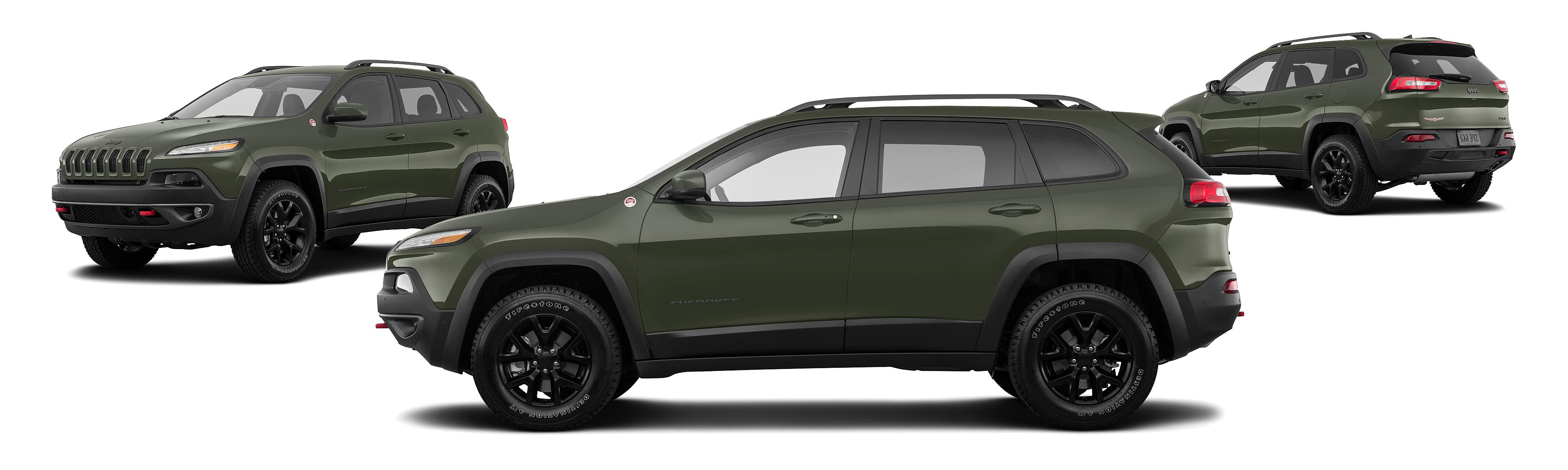 2018 Jeep Cherokee Limited 4dr SUV Research GrooveCar