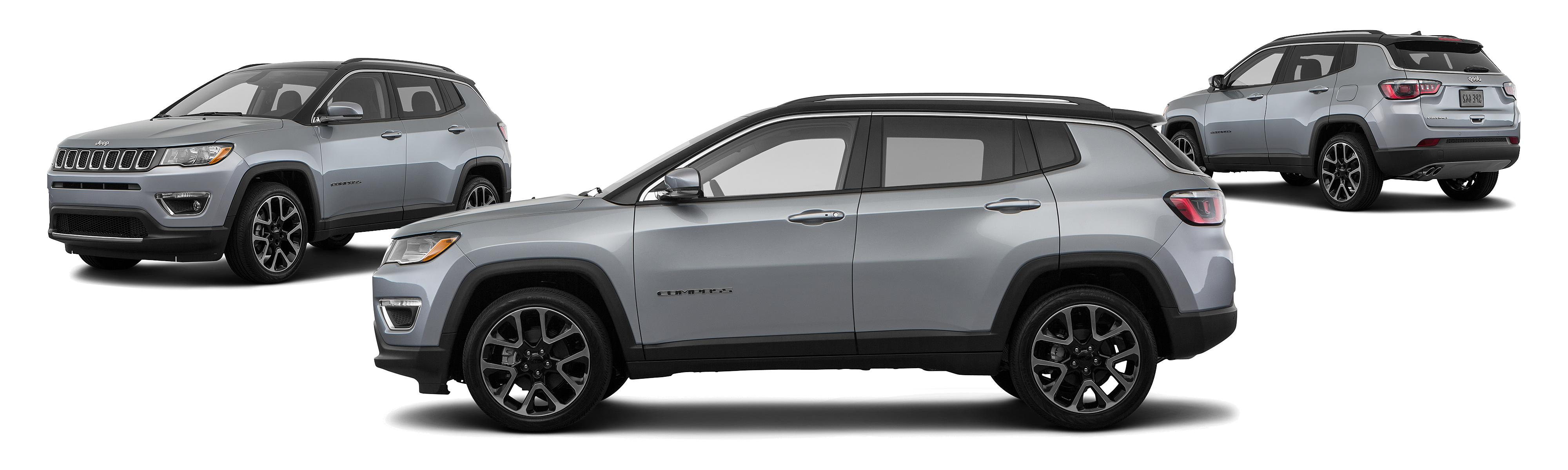 2018 Jeep Compass Limited 4dr Suv Research Groovecar