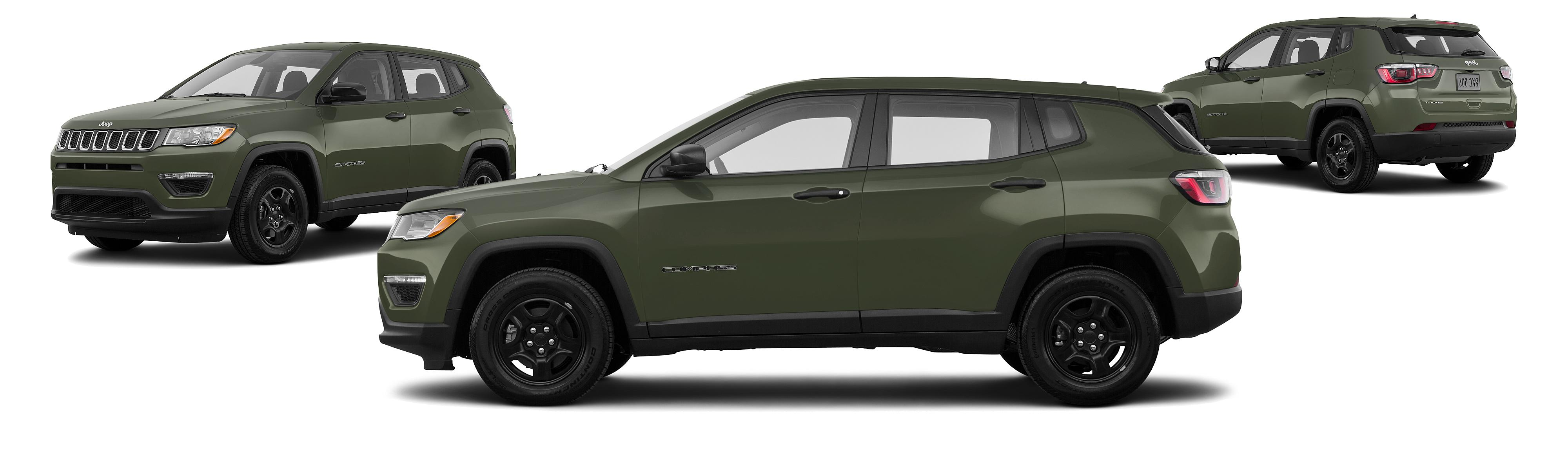 2018 Jeep Compass Sport 4dr Suv Research Groovecar
