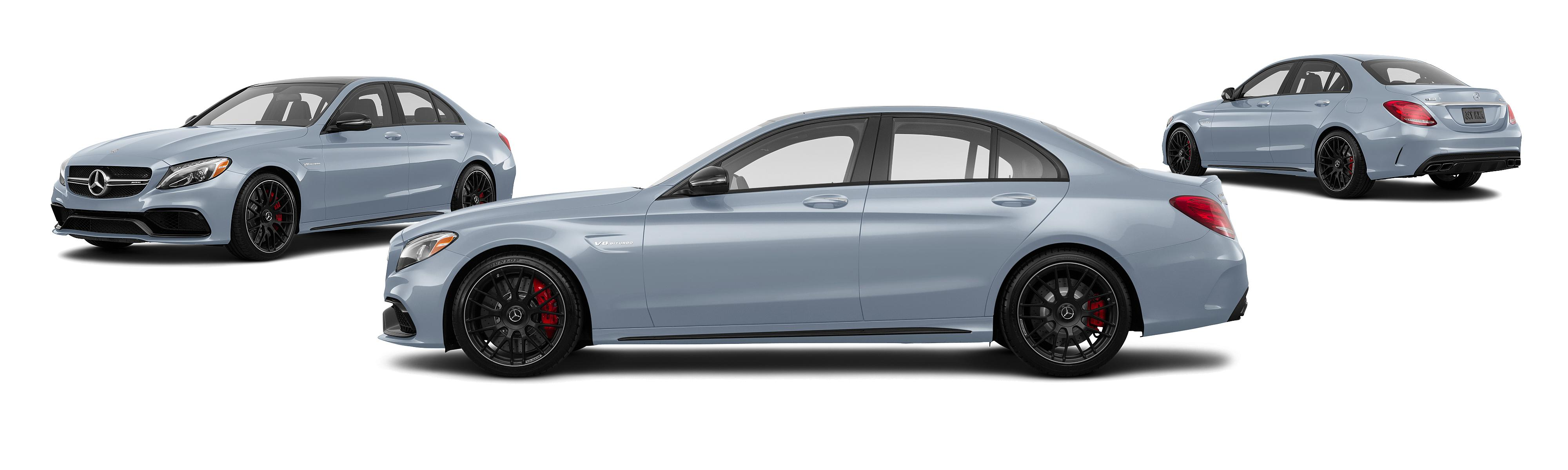 2018 Mercedes Benz C Class AMG C 63 4dr Sedan Research GrooveCar